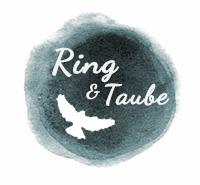 Ring und Taube - Hochzeitsfotografie
